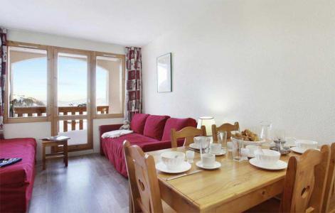 Location au ski Résidence la Licorne - La Plagne - Salle à manger