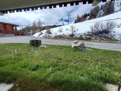 Location au ski Studio coin montagne 4 personnes (2) - Résidence la Taiga - La Plagne
