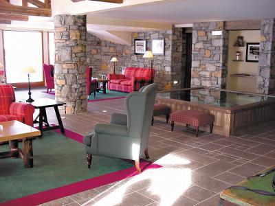 Location au ski Résidence Lagrange Aspen - La Plagne - Réception