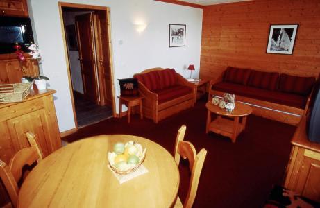 Location au ski Résidence Lagrange Aspen - La Plagne - Séjour