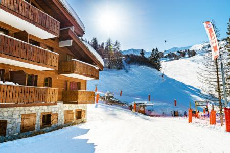Location La Plagne : Résidence Lagrange les Chalets d'Edelweiss hiver