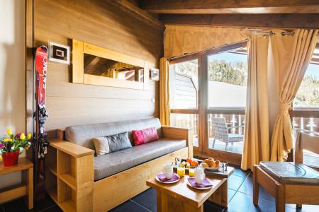 Location au ski Résidence Lagrange les Chalets d'Edelweiss - La Plagne - Banquette