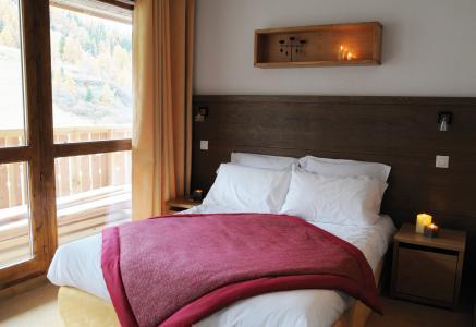 Location au ski Residence Lagrange Les Chalets D'edelweiss - La Plagne - Lit double