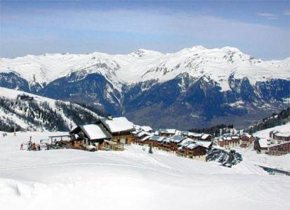 Location au ski Residence Lagrange Vrt - La Plagne - Extérieur hiver