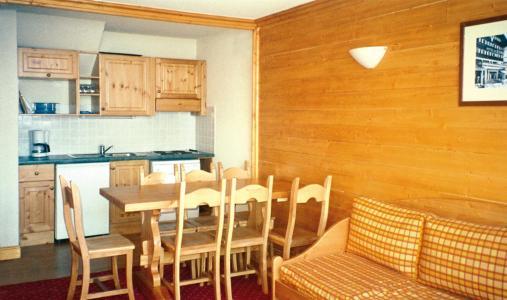Location au ski Residence Lagrange Vrt - La Plagne - Coin repas