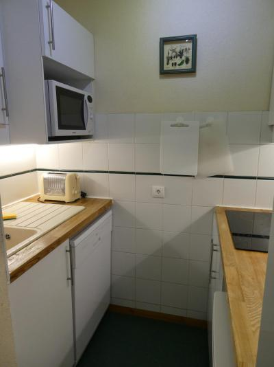 Location au ski Appartement 2 pièces 5 personnes (61) - Residence Le Carroley A - La Plagne - Kitchenette