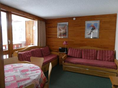 Location au ski Appartement 2 pièces 5 personnes (61) - Residence Le Carroley A - La Plagne - Séjour