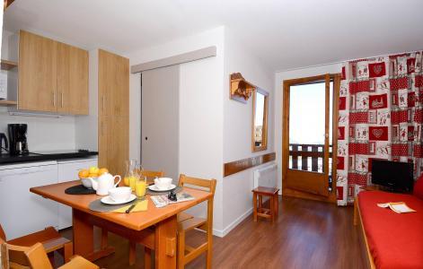 Location au ski Résidence le Cervin - La Plagne - Kitchenette