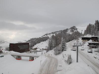 Location au ski Studio 0 personnes (514) - Résidence le France - La Plagne - Extérieur hiver