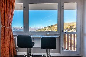 Location au ski Studio 2 personnes (904) - Résidence le France - La Plagne