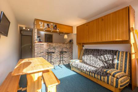 Location au ski Studio 2 personnes (138) - Résidence le France - La Plagne - Séjour