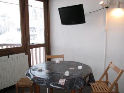 Location au ski Studio 2 personnes (514) - Résidence le France - La Plagne - Table