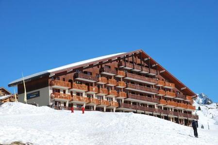 Location au ski Appartement 3 pièces 6 personnes (956) - Résidence le Montsoleil - La Plagne - Extérieur hiver
