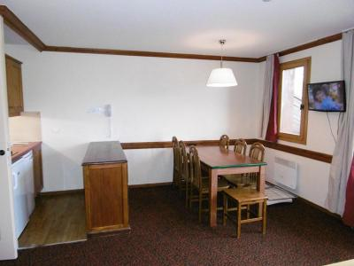 Location au ski Appartement 3 pièces 7 personnes (101) - Résidence le Montsoleil - La Plagne - Appartement