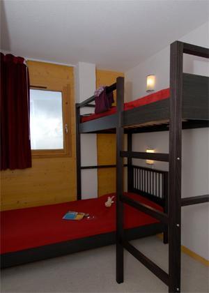 Location au ski Appartement 2 pièces cabine 7-8 personnes - Residence Le Pelvoux - La Plagne - Coin montagne