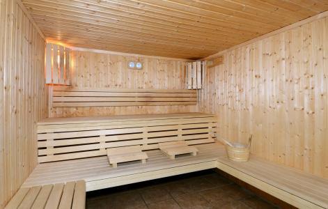 Location au ski Résidence le Pelvoux - La Plagne - Sauna