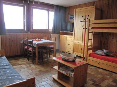 Location au ski Studio 4 personnes (111) - Résidence le Vercors - La Plagne