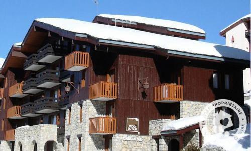 Location Résidence les Chalets des Arolles - Maeva Home hiver