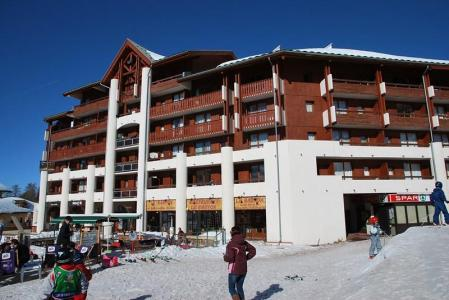 Location au ski Appartement 2 pièces coin montagne 4 personnes (202) - Residence Les Drus - La Plagne