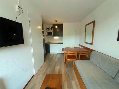 Location au ski Appartement 2 pièces 5 personnes (119) - Résidence les Drus - La Plagne - Banquette