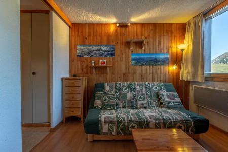 Location au ski Studio 3 personnes (D29) - Résidence les Gentianes - La Plagne