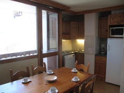 Location au ski Appartement 2 pièces coin montagne 6 personnes (203) - Residence Les Hameaux I - La Plagne