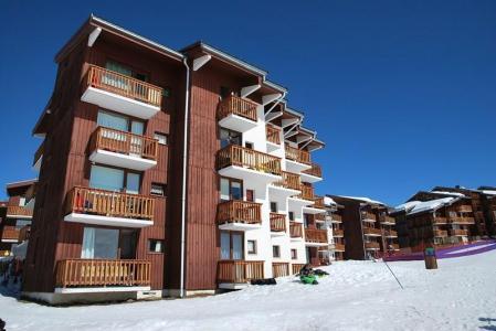 Location au ski Studio 3 personnes (031) - Résidence les Hameaux I - La Plagne