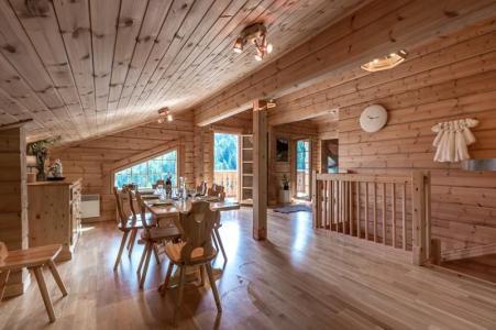 Location au ski Logement 6 pièces 12 personnes (LP CC6A C) - Résidence les Hameaux I - La Plagne - Coin repas