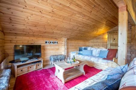 Location au ski Logement 6 pièces 12 personnes (LP CC6A C) - Résidence les Hameaux I - La Plagne - Séjour