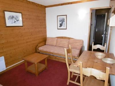 Location au ski Studio 3 personnes (949) - Résidence les Hameaux I - La Plagne - Banquette-lit