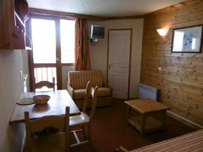 Location au ski Studio 3 personnes (949) - Résidence les Hameaux I - La Plagne - Séjour