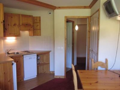 Location au ski Studio 2 personnes (350) - Residence Les Hameaux Ii - La Plagne
