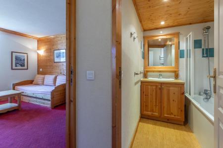 Location au ski Studio 2 personnes (220) - Résidence les Hameaux II - La Plagne