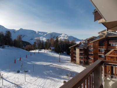 Location au ski Studio 3 personnes (314) - Résidence les Hameaux II - La Plagne