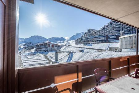 Vacances en montagne Appartement 3 pièces 6 personnes (A24) - Résidence les Hauts Bois - La Plagne - Extérieur hiver