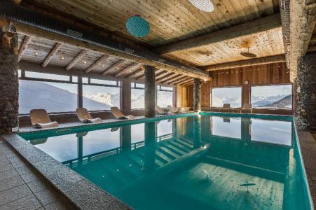 Location au ski Appartement 3 pièces 6 personnes (A24) - Résidence les Hauts Bois - La Plagne