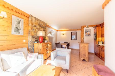 Location au ski Appartement 4 pièces 8 personnes (B21) - Résidence les Hauts Bois - La Plagne