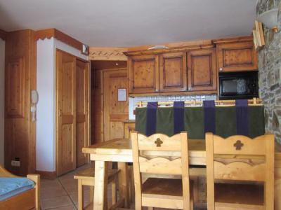 Location au ski Appartement 3 pièces 6 personnes (25A) - Résidence les Hauts Bois - La Plagne - Cuisine