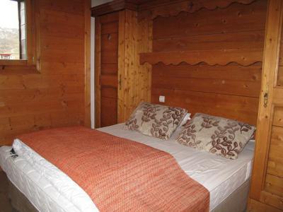 Location au ski Appartement 3 pièces 6 personnes (A24) - Résidence les Hauts Bois - La Plagne - Chambre