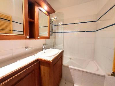 Location au ski Appartement 3 pièces 6 personnes (A38) - Résidence les Hauts Bois - La Plagne - Salle de bains