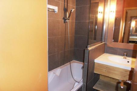 Rent in ski resort 4 room duplex apartment 8 people (706) - Résidence les Néréides - La Plagne - Bath-tub
