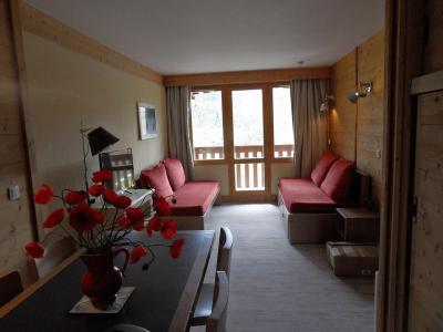 Rent in ski resort 3 room apartment 7 people (109) - Résidence les Néréides - La Plagne