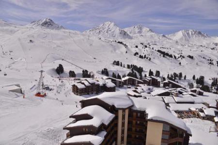 Rent in ski resort 3 room apartment 7 people (504) - Résidence les Néréides - La Plagne - Winter outside
