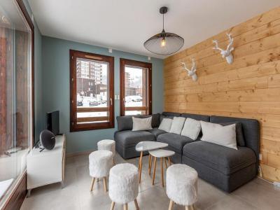 Location 8 personnes Appartement 4 pièces 8 personnes (B502) - Résidence Lodges 1970