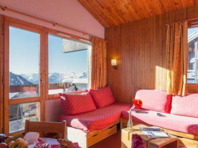 Location au ski Résidence Maeva Emeraude - La Plagne - Canapé