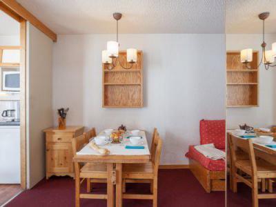 Location au ski Residence Maeva Emeraude - La Plagne - Salle à manger