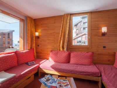 Location au ski Residence Maeva Emeraude - La Plagne - Banquette