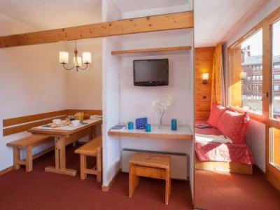 Location au ski Residence Maeva Emeraude - La Plagne - Coin repas