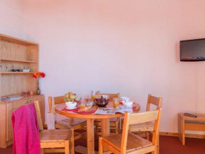 Location au ski Residence Maeva Emeraude - La Plagne - Table