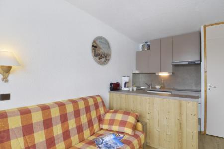 Аренда на лыжном курорте Апартаменты 2 комнат 5 чел. (205) - Résidence Onyx - La Plagne